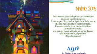 Gli auguri della Delegazione regionale Puglia
